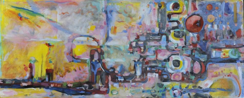 Bastien-peinture-Haribo-painting